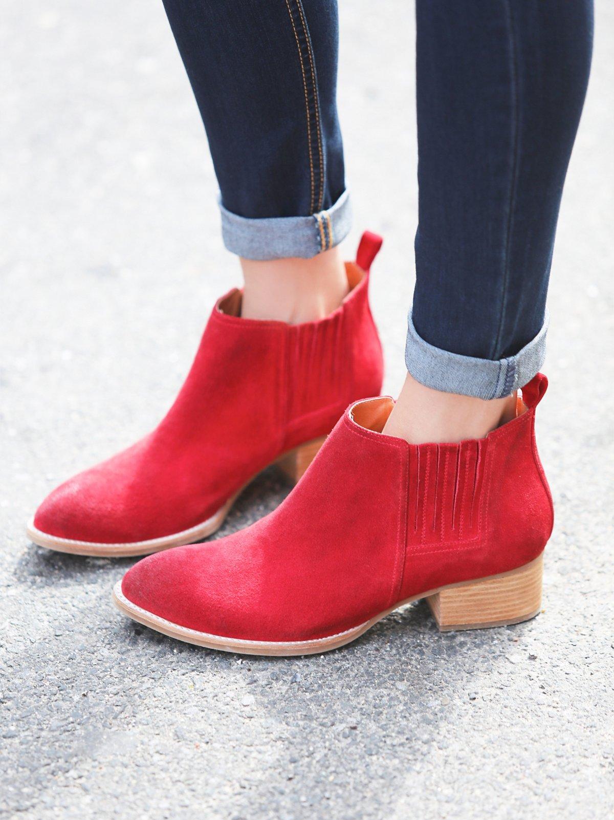 Monroe Chelsea靴子