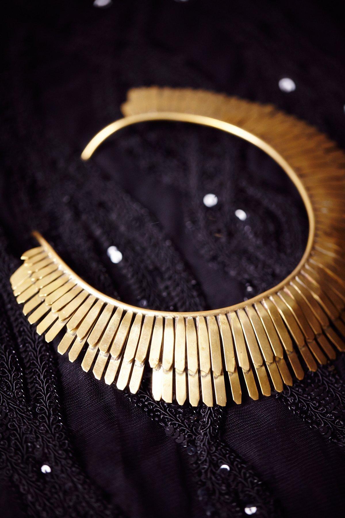 Sun Goddess Collar