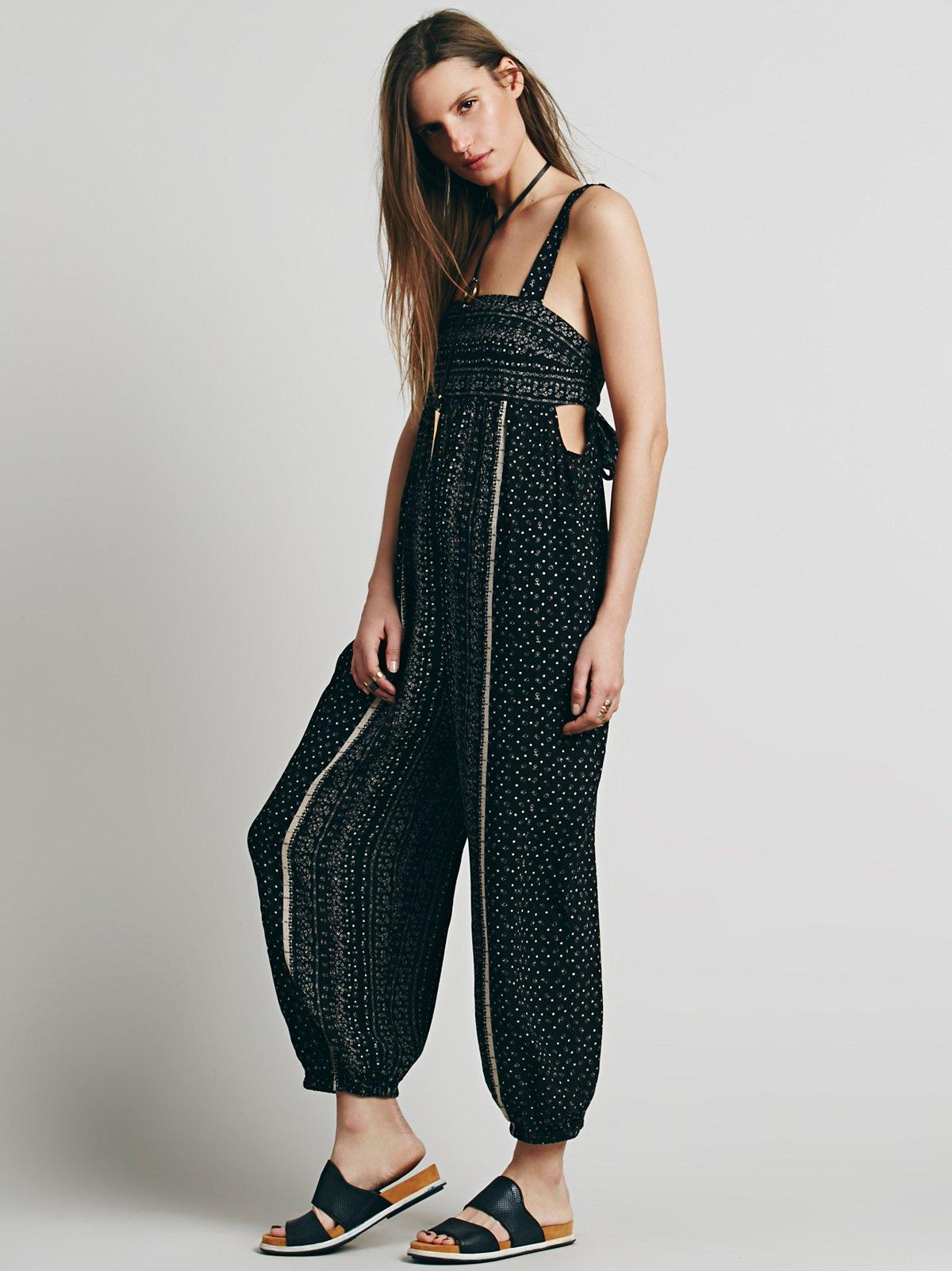 Firefly连体裤