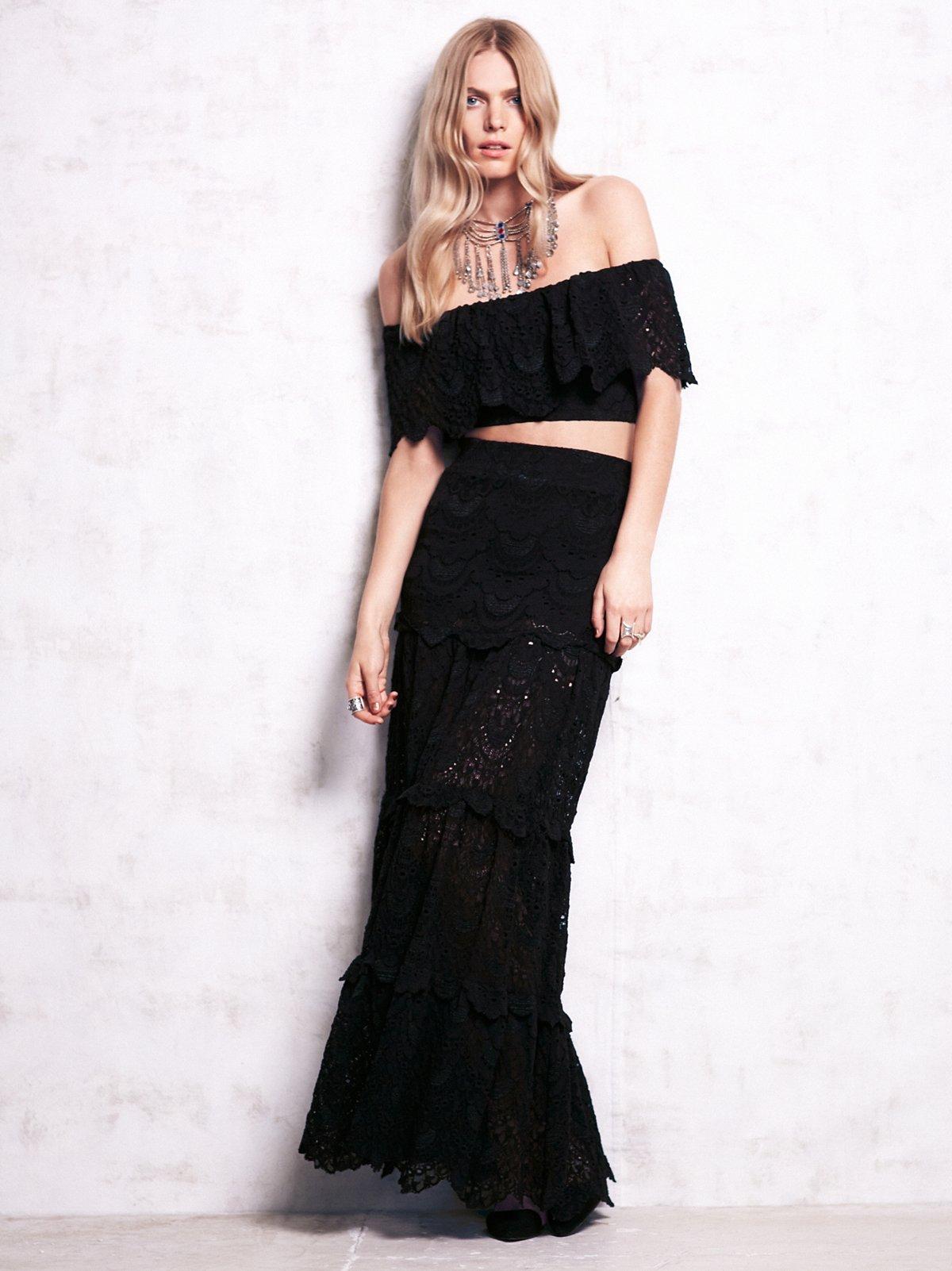 西班牙蕾丝套装