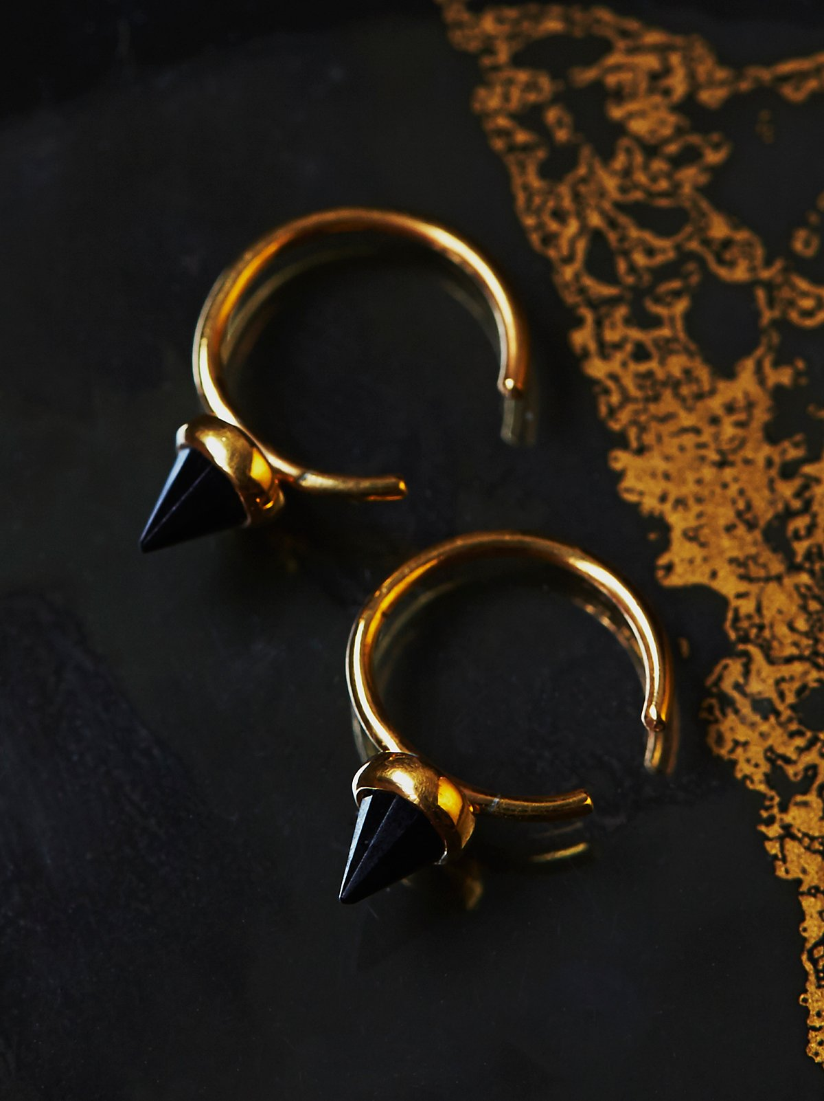 Zoe小耳环