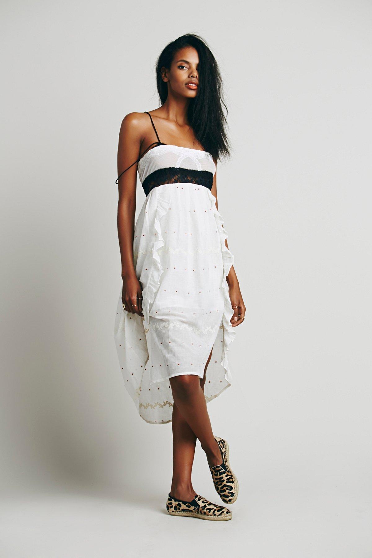 New Romantics Tootsie Dress