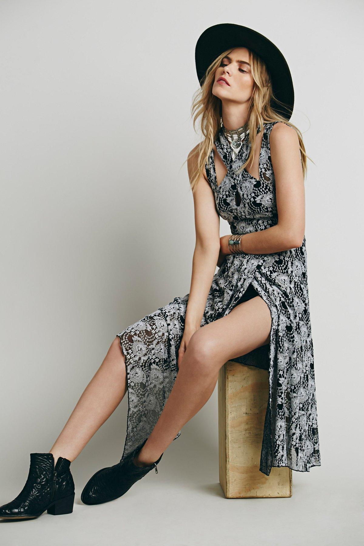 Dime a Dozen Midi Dress