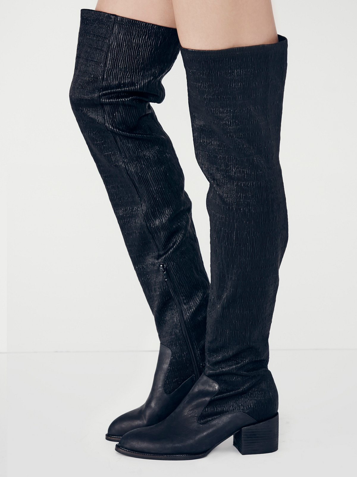 Gabryle Stretch Tall Boot
