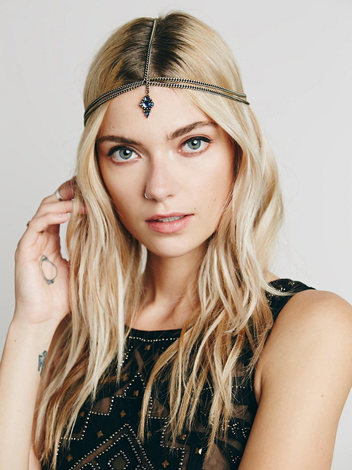 Neela Headpiece