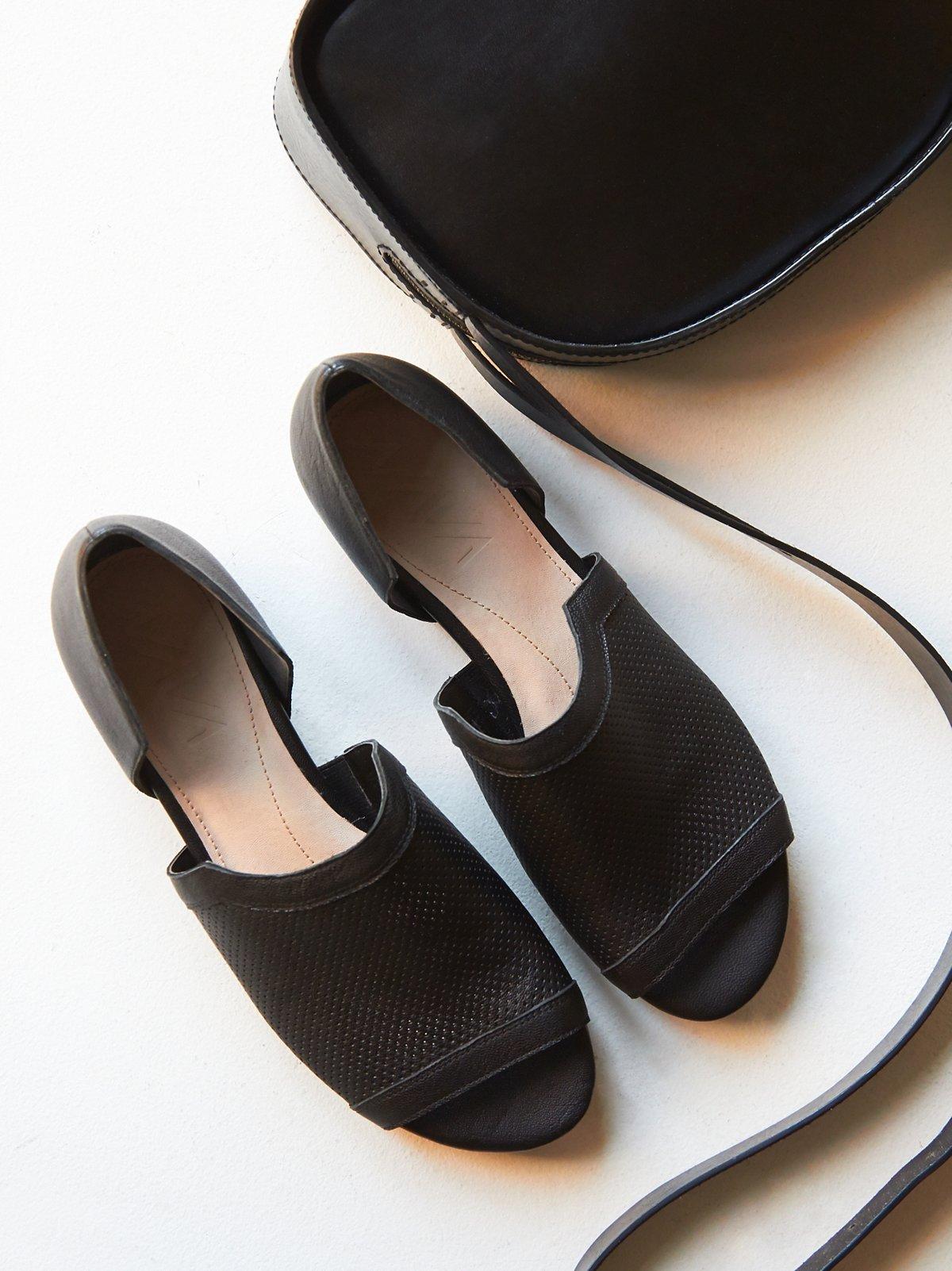 Elle懒人平底鞋