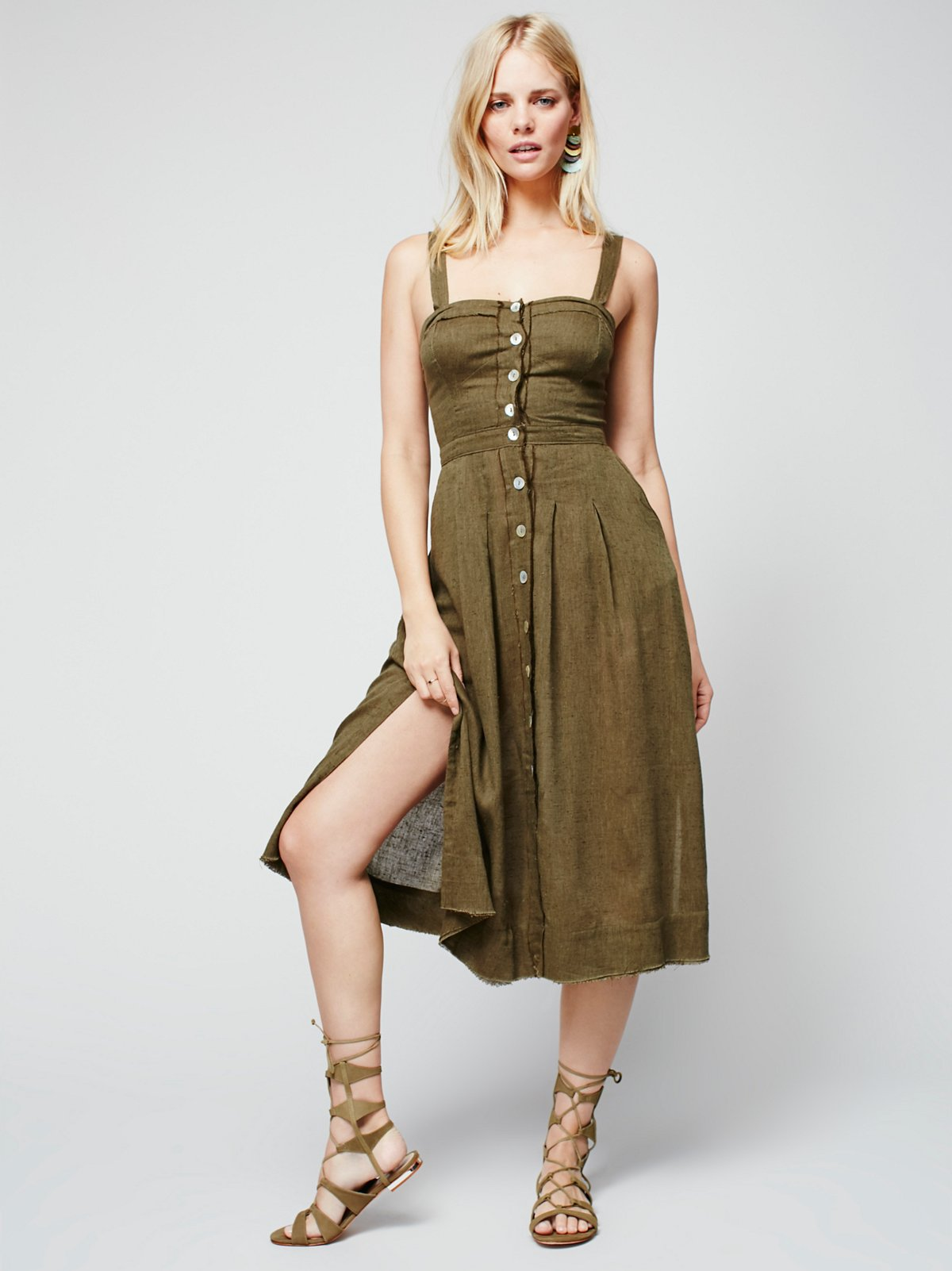 Endless Summer Girlfriend Material Dress At Free People