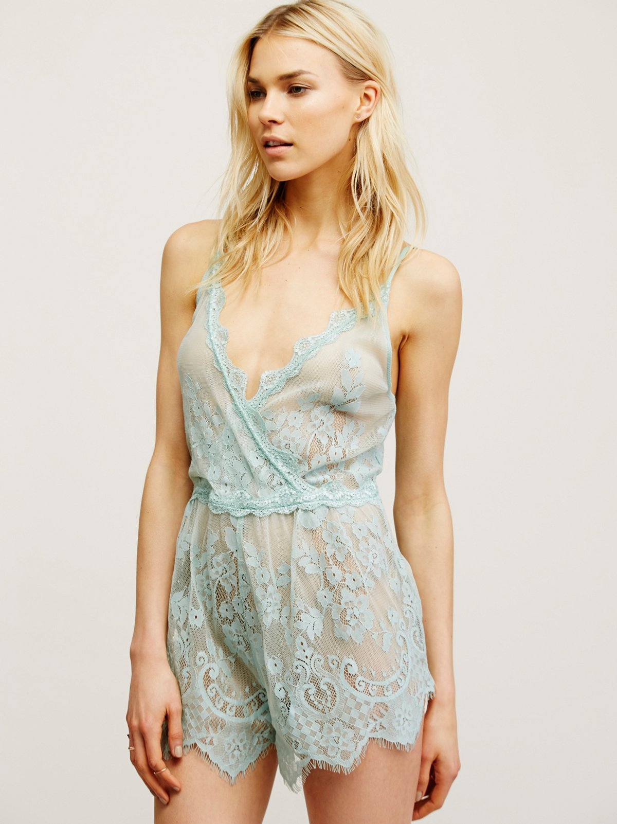 Lacey Day Romper