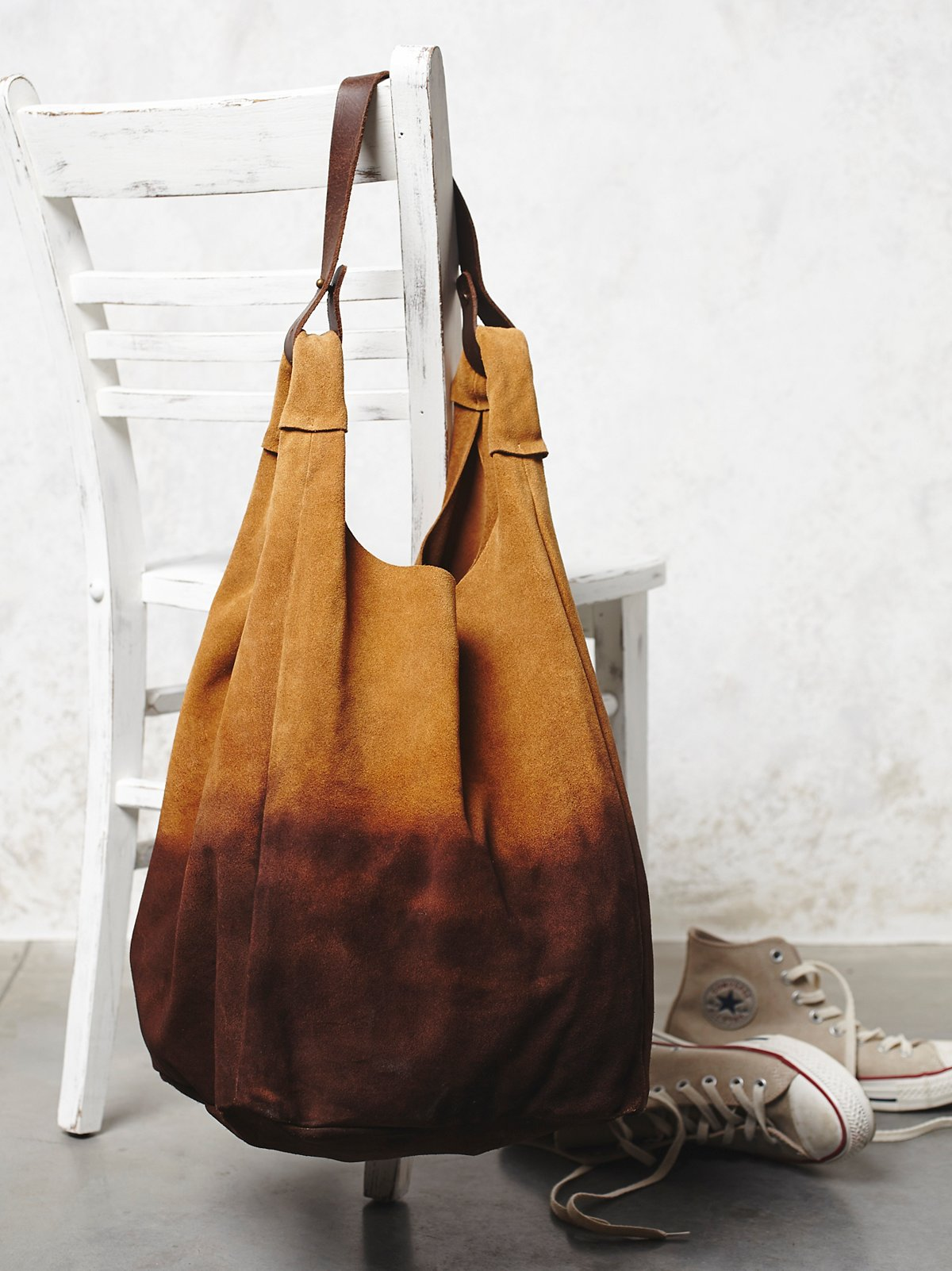 Atwood Suede Hobo
