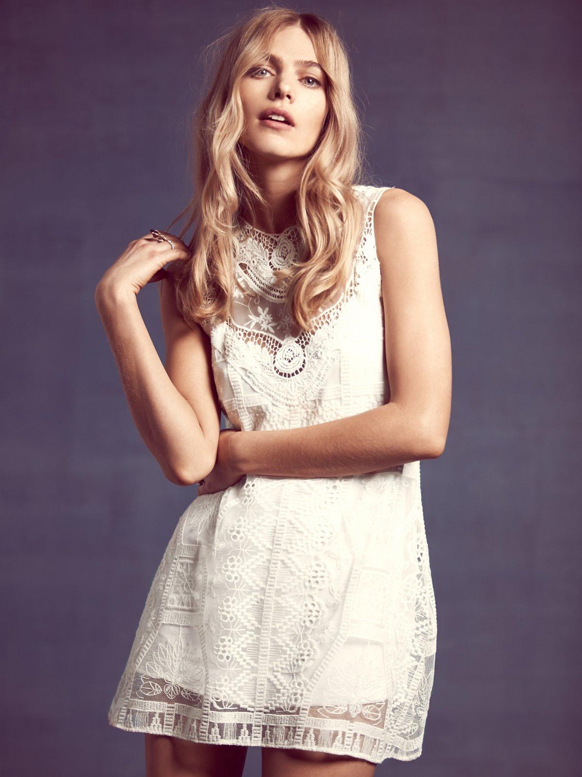 Yvette Mini Dress