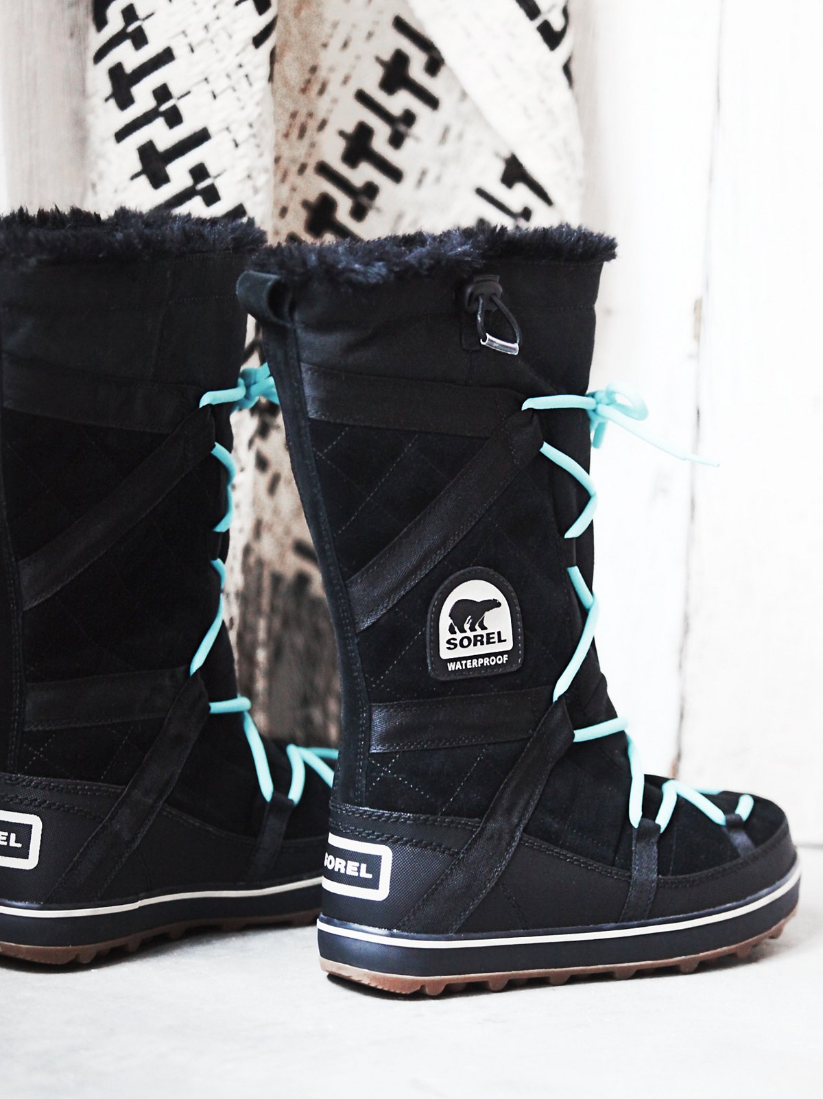 Glacy Explorer Tall Weather Boot