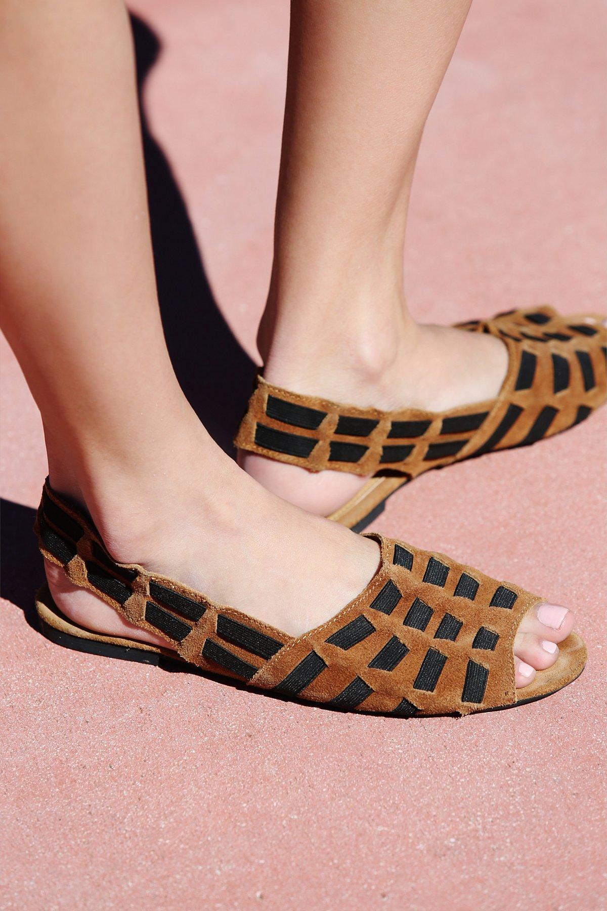 Swift平底鞋