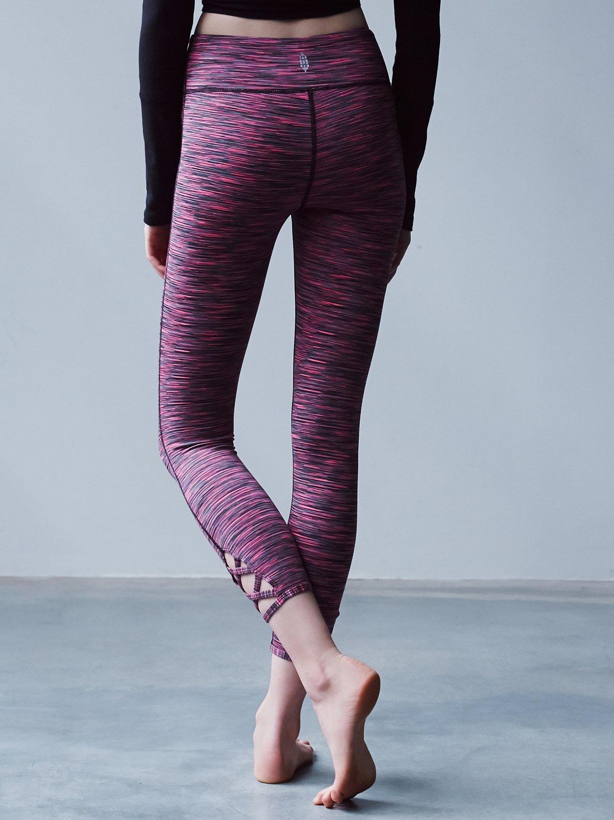 Space Dye Lotus Legging