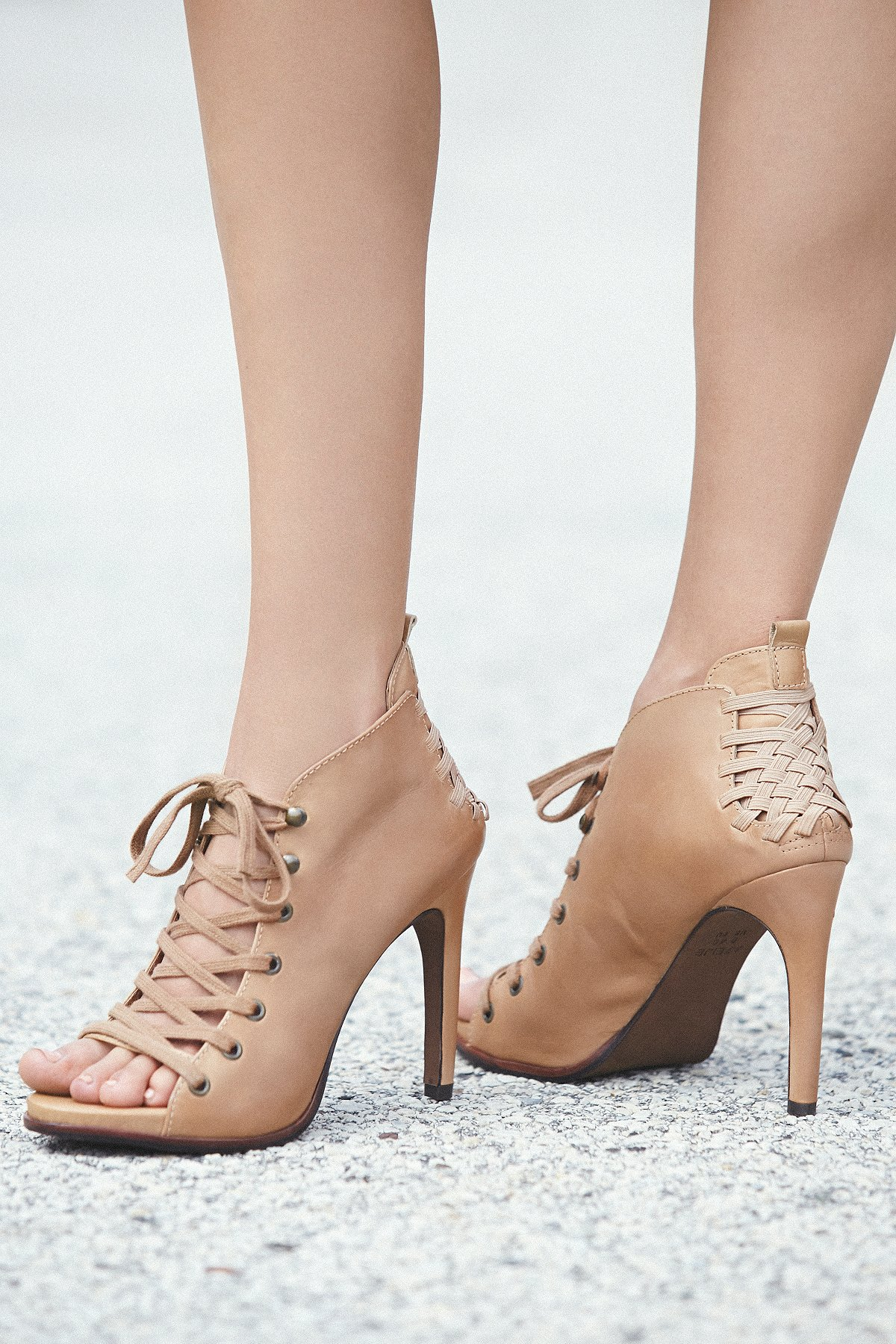 Out Of Limits Heel