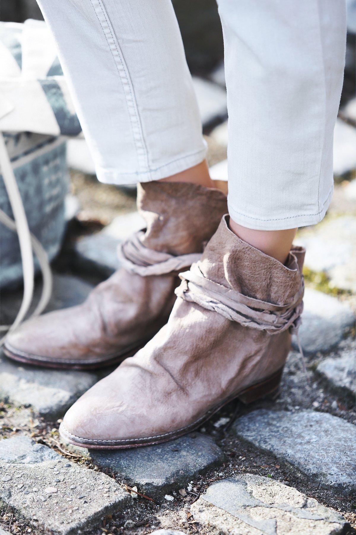 Moonshine Wrap Boot