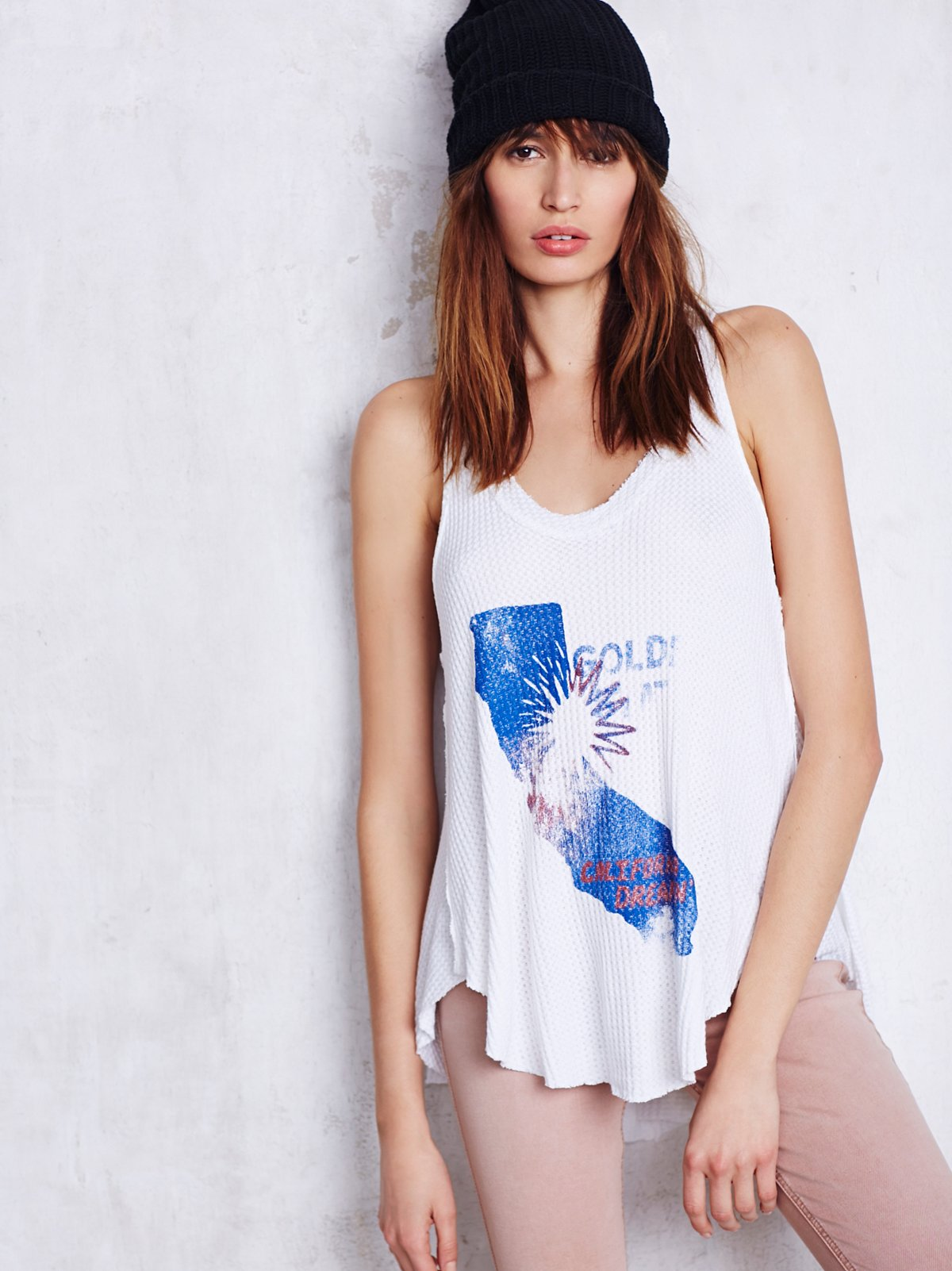 We The Free Monroe Graphic Tank