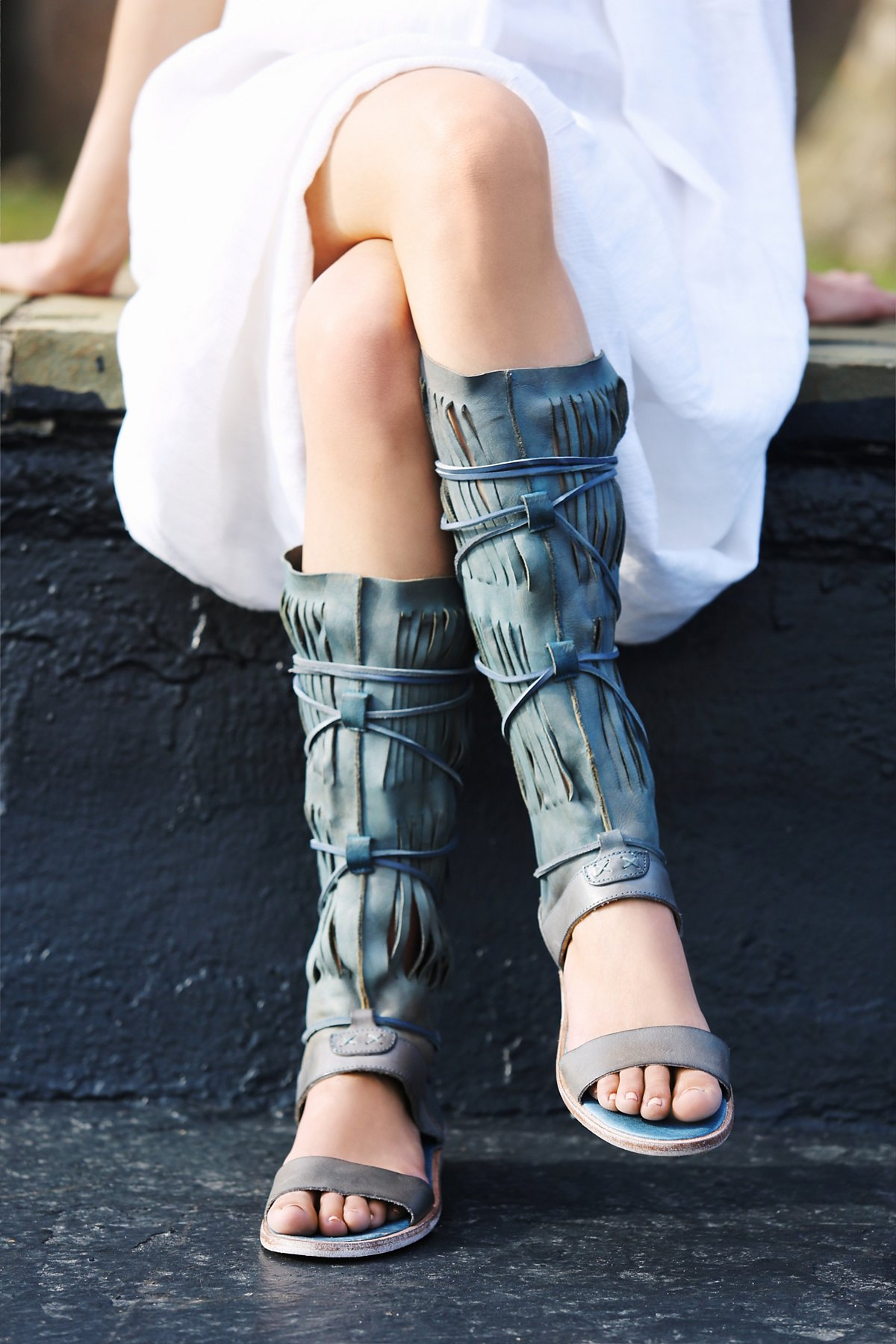Days On The Road Sandal