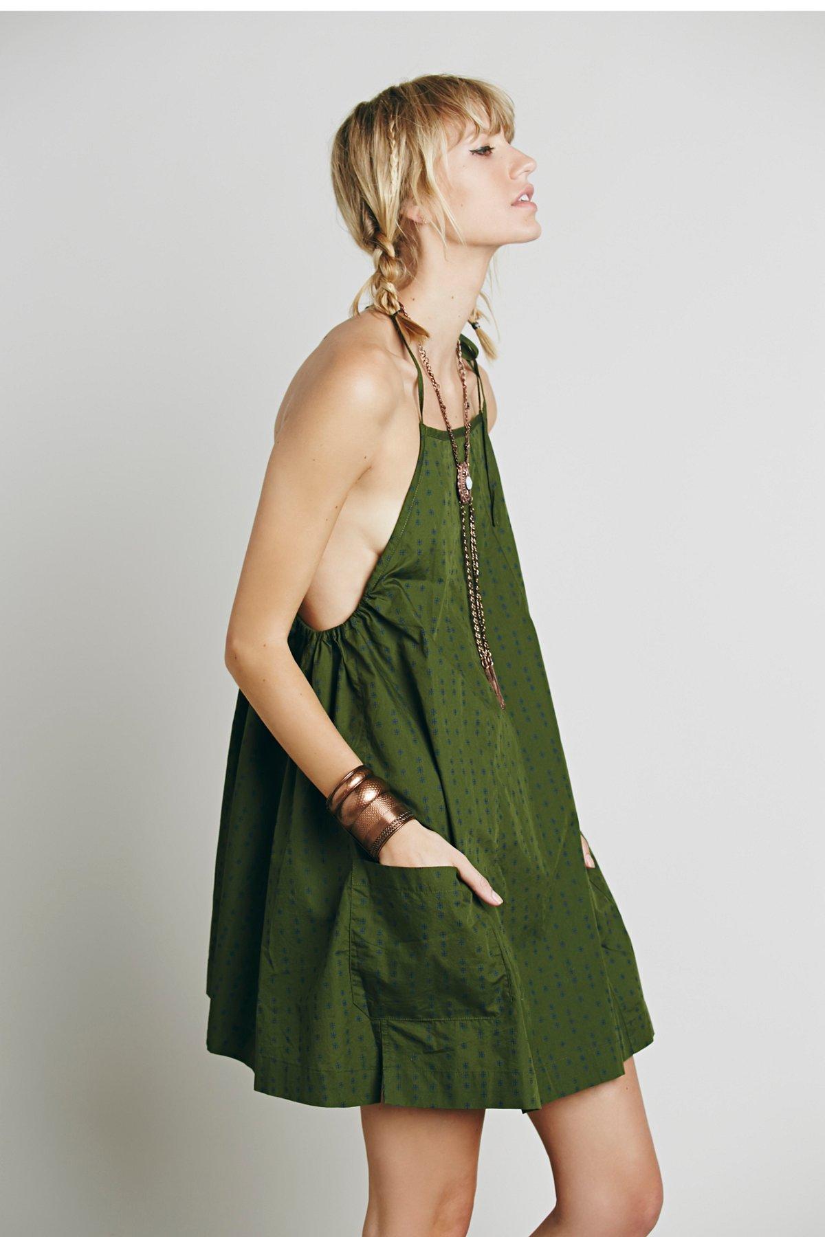 Everlong Trapeze Dress
