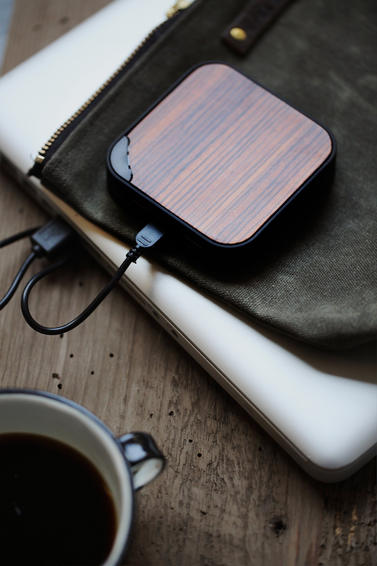 Dual Power Bank Charger