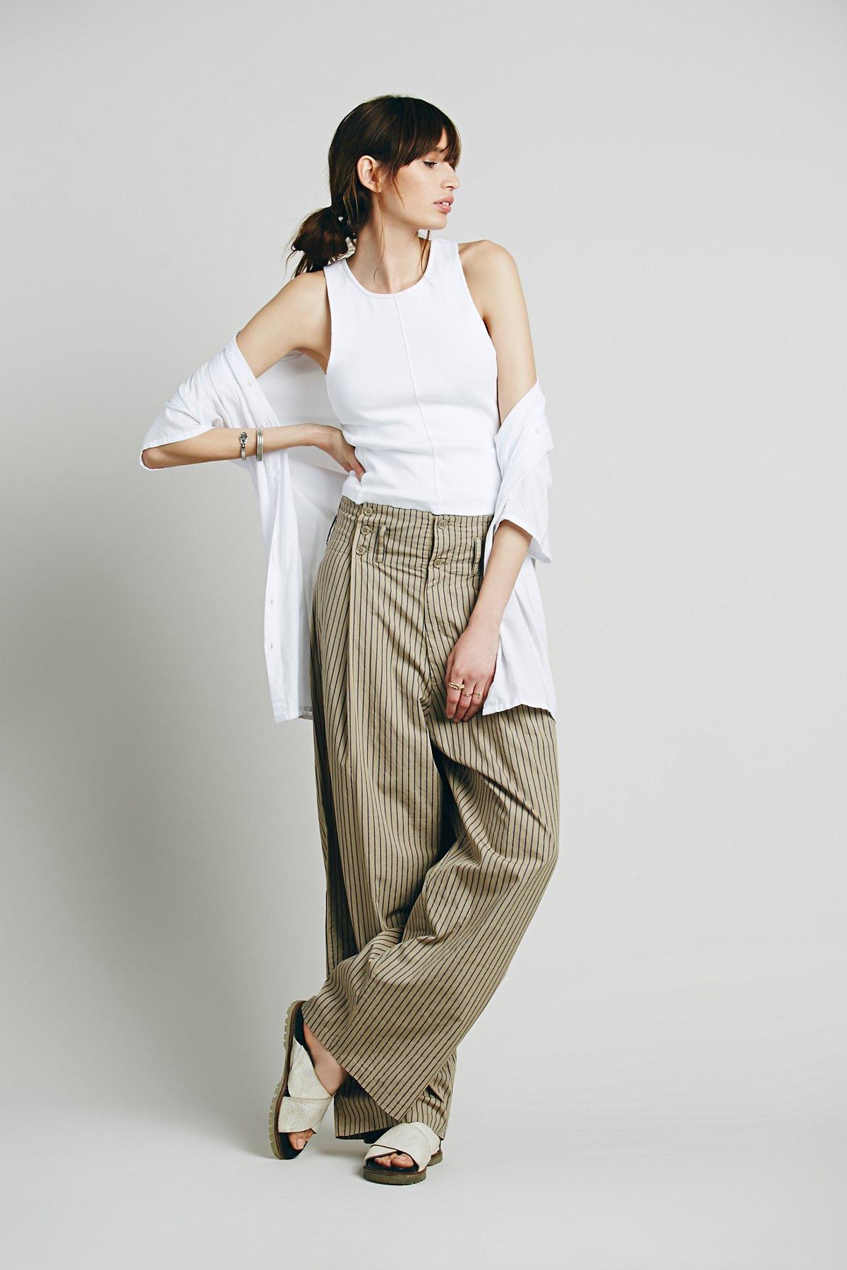 Voyou裤装