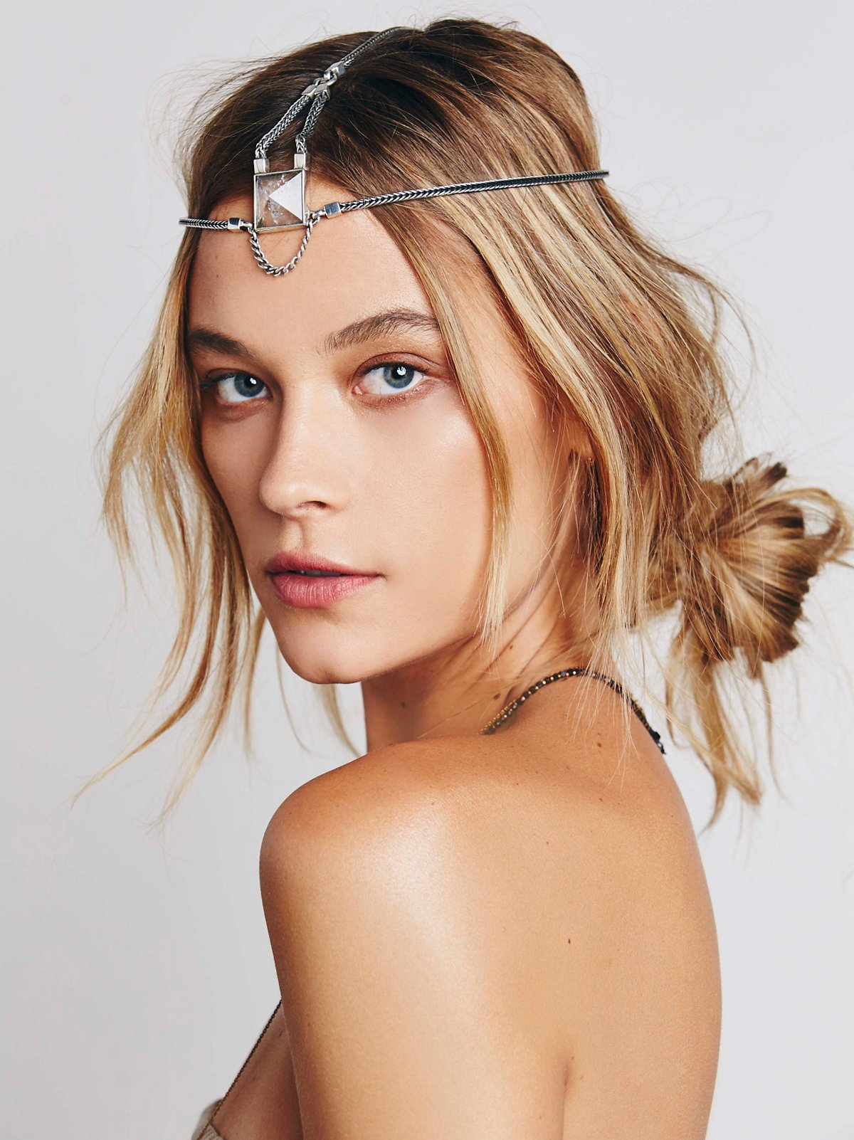 Gold Dust Headpiece