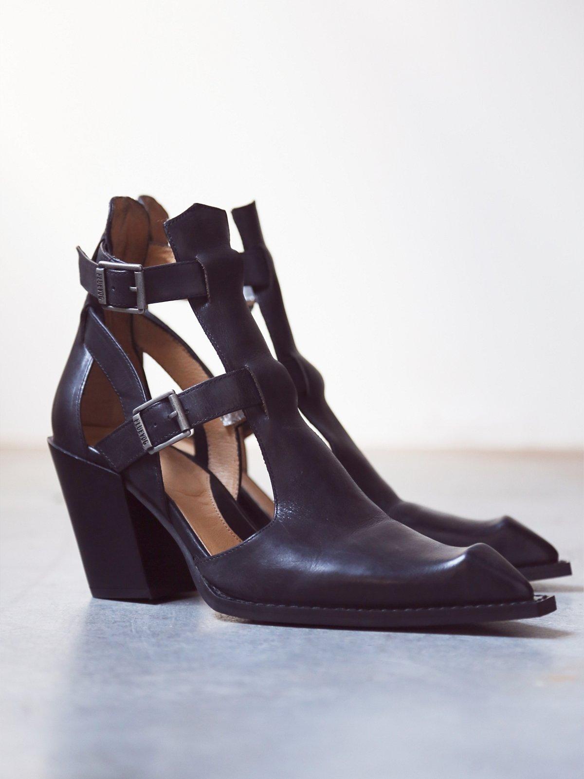 Postmodern Ankle Boot