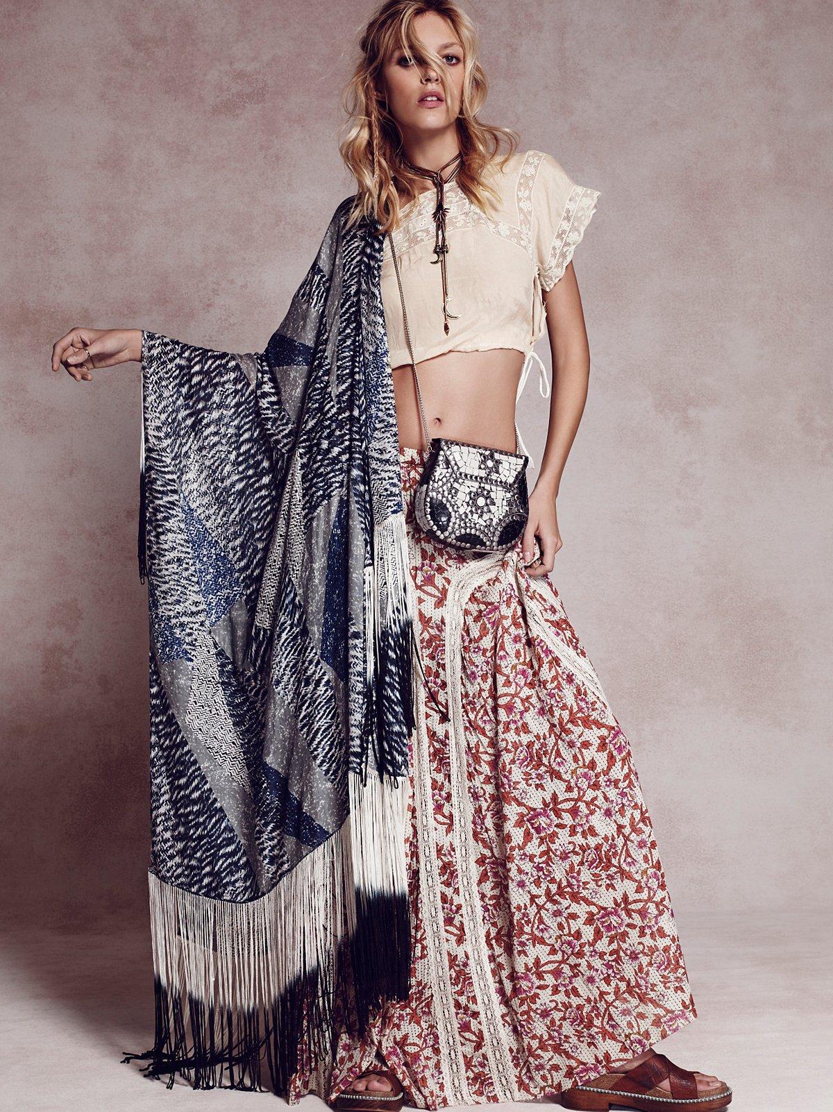 FP ONE Zoe Maxi Skirt