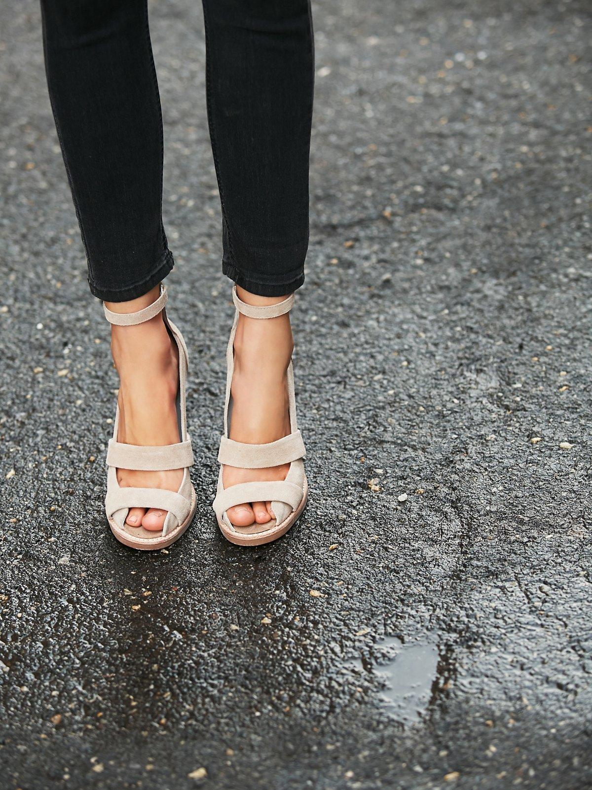 Dakota坡跟鞋