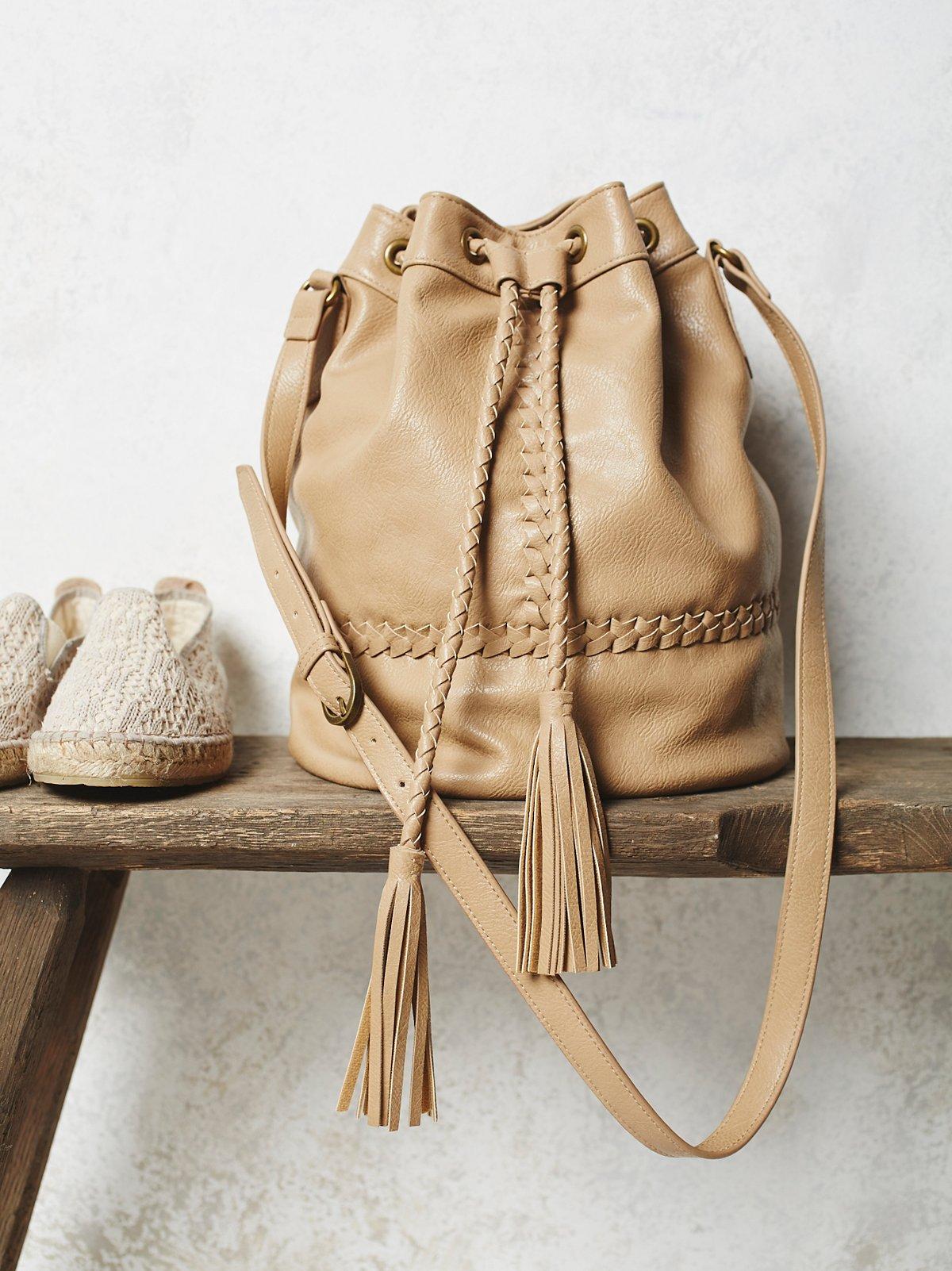 Tempest Bucket Bag