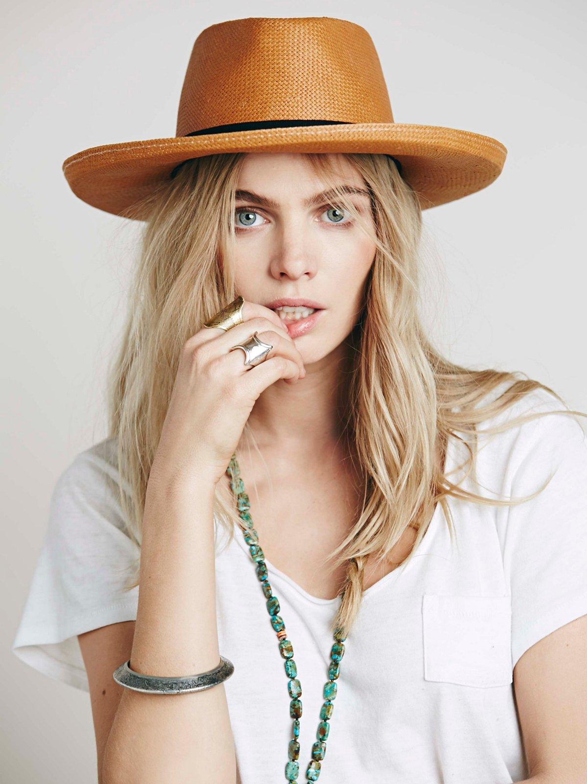 Ferney草帽