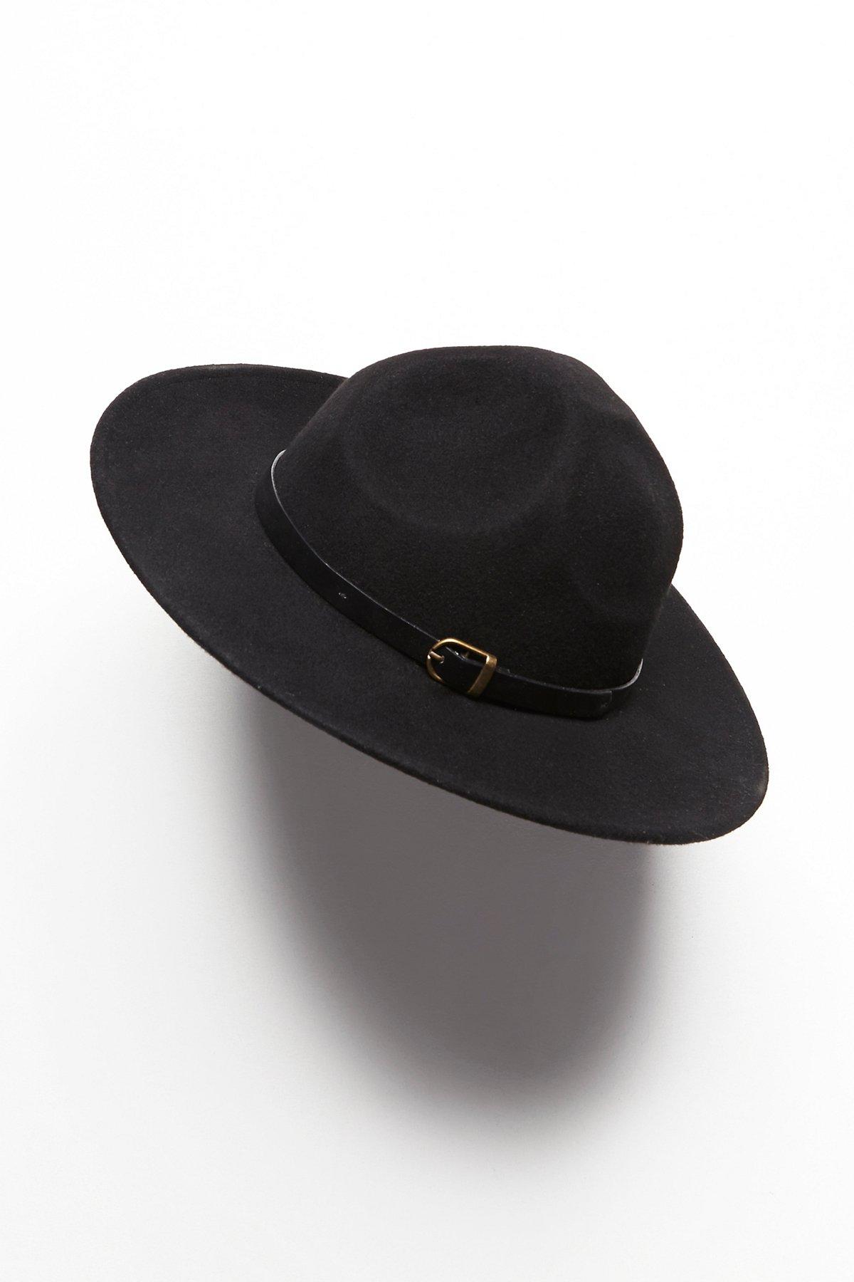 Crushed Top Ranger Hat