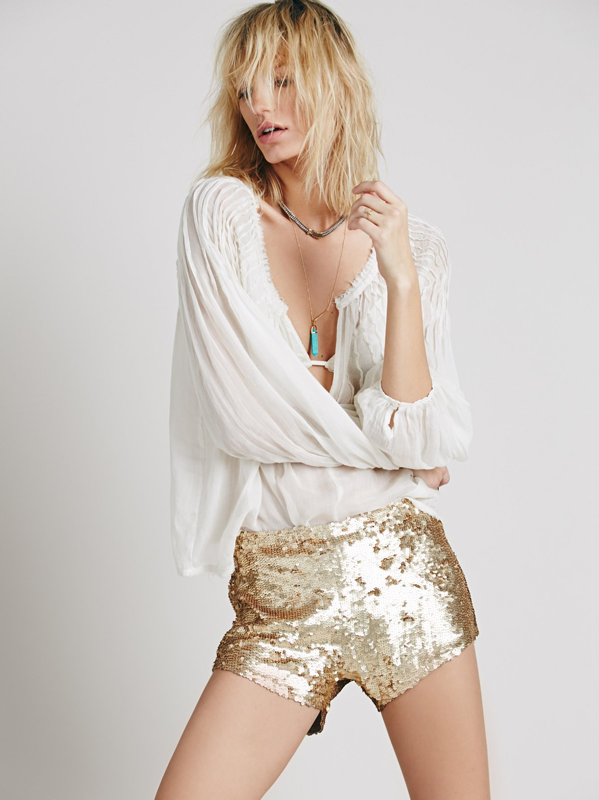 Katrin Sequin Short