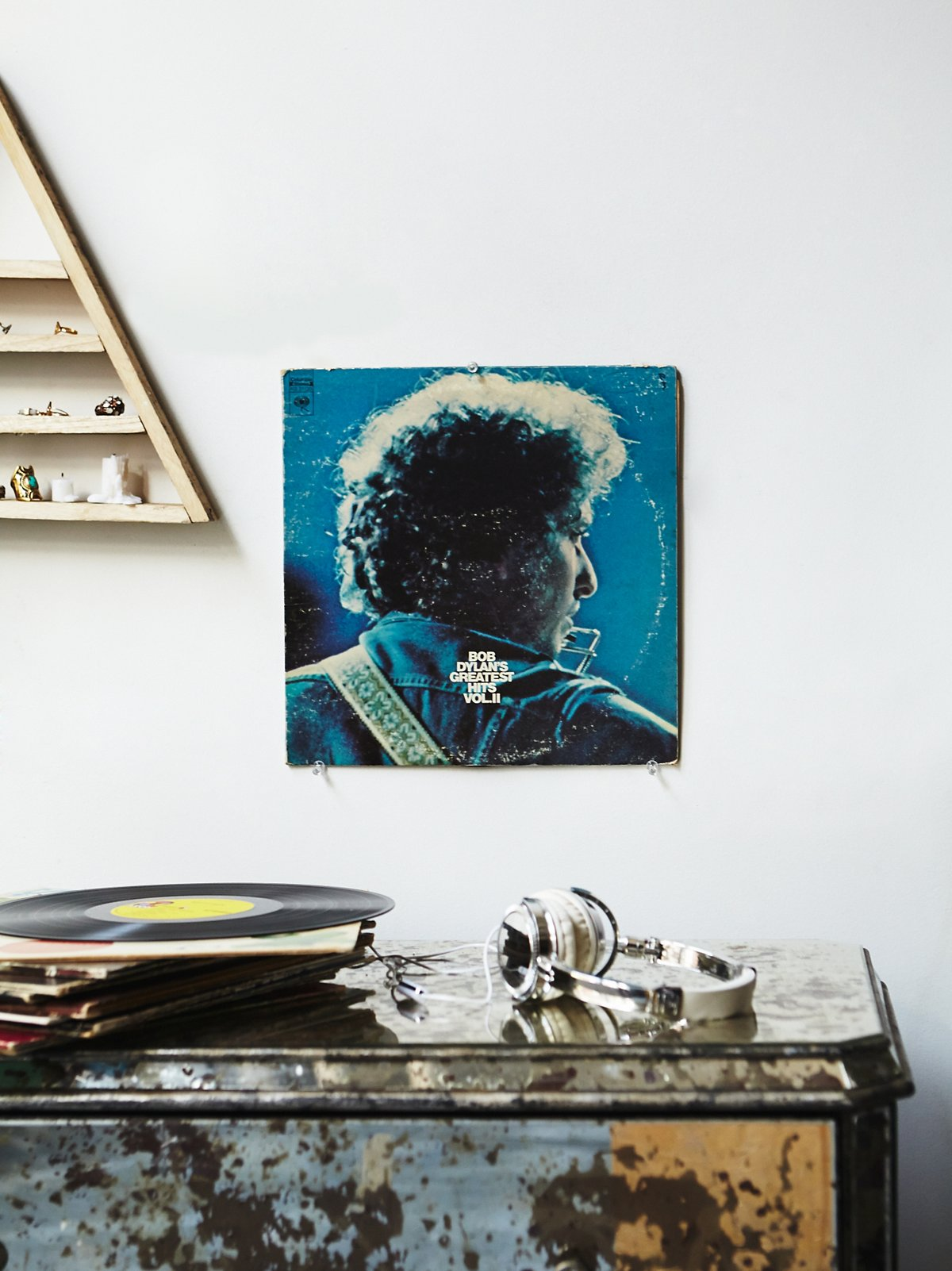Vintage Greatest Hits Record Collection