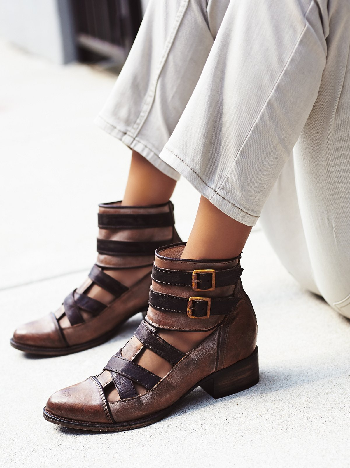 Bonneville Ankle Boot