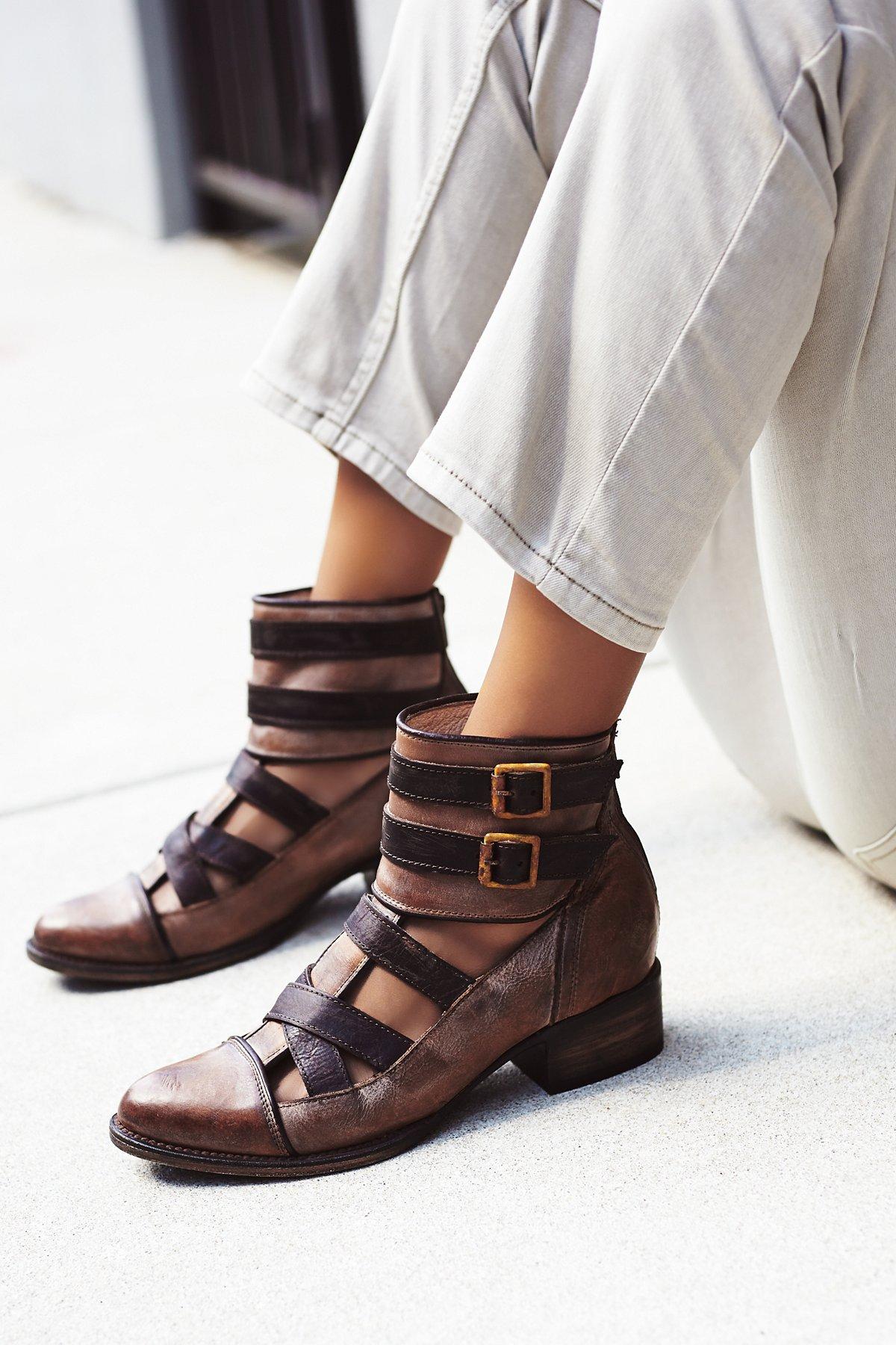 Bonneville踝靴