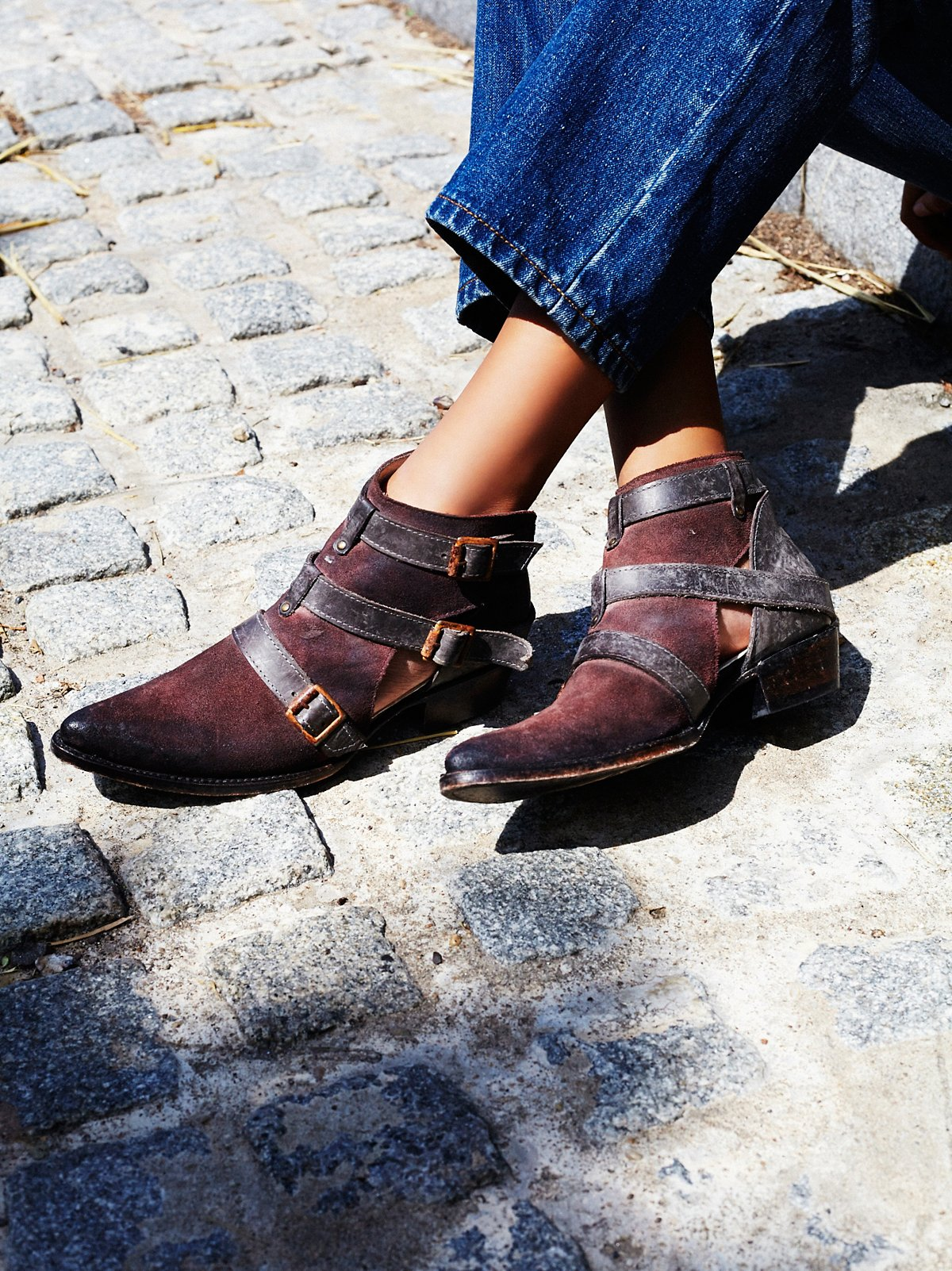 Jade Ankle Boot