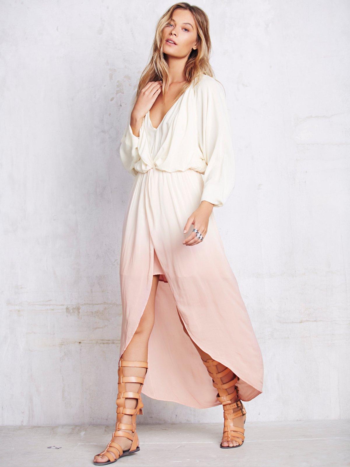 Pebble Beach Midi Dress