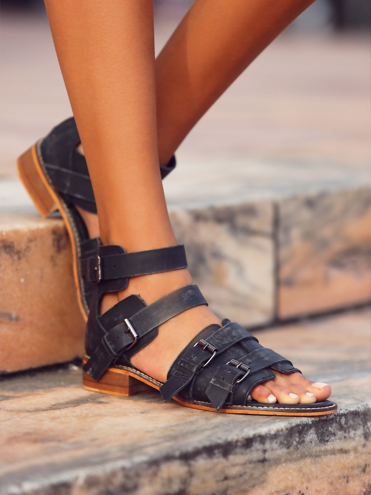 Ashbury Block Heel