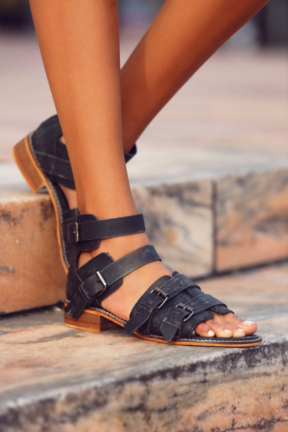 Ashbury Block Heel
