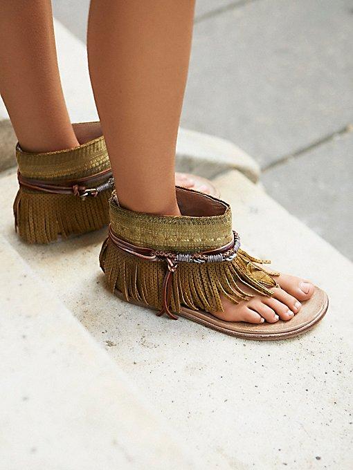 Product Image: Wonder Land Fringe Sandal