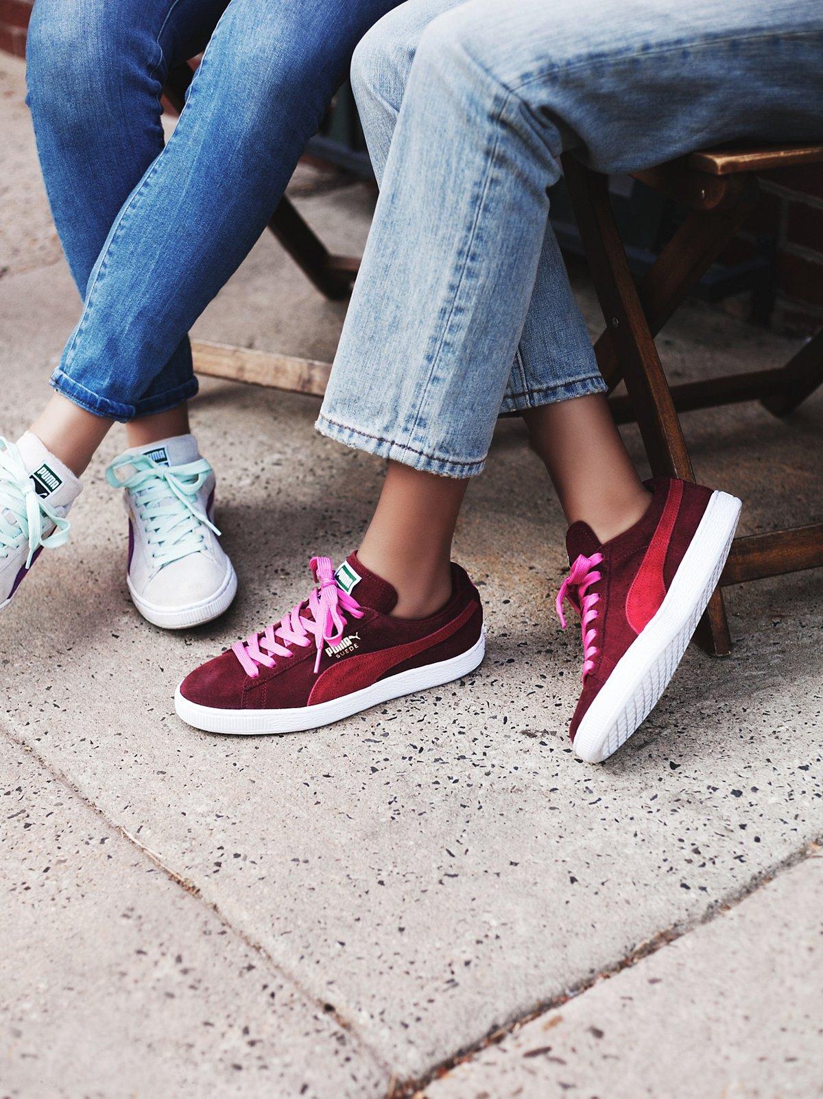 Suede Classic Sneaker
