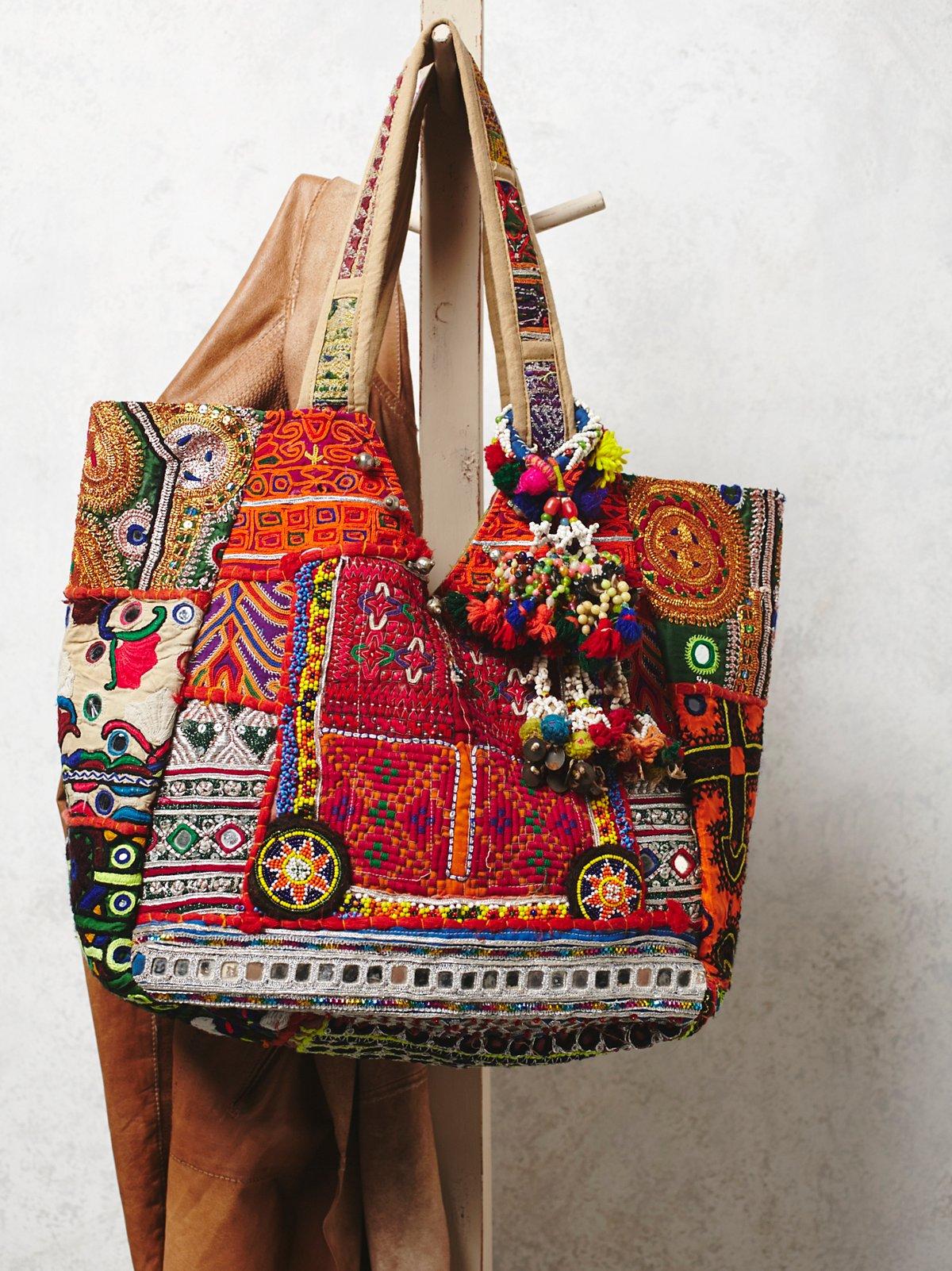Ayesha Tapestry手提包