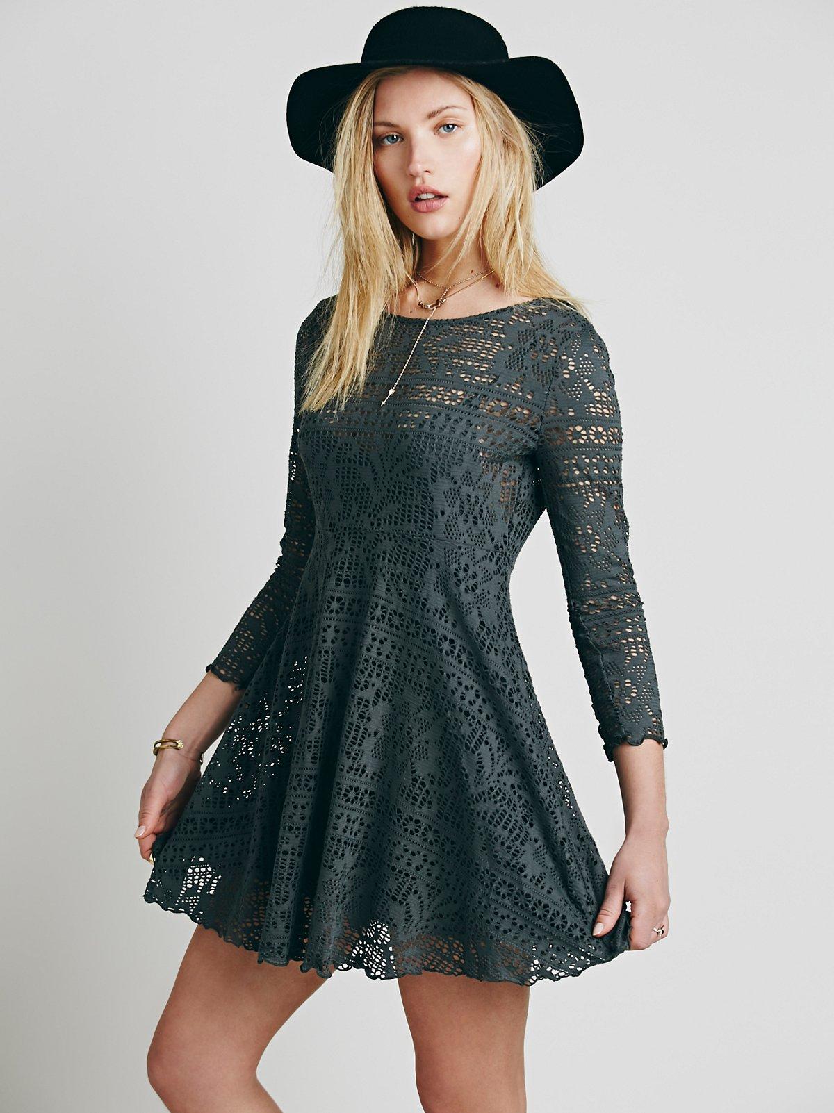 Spring Date Dress