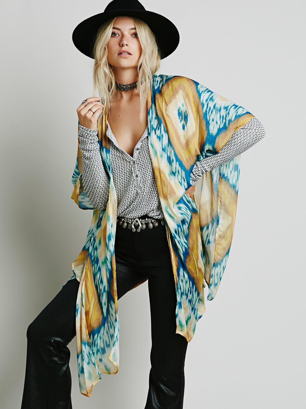 Monarch披巾