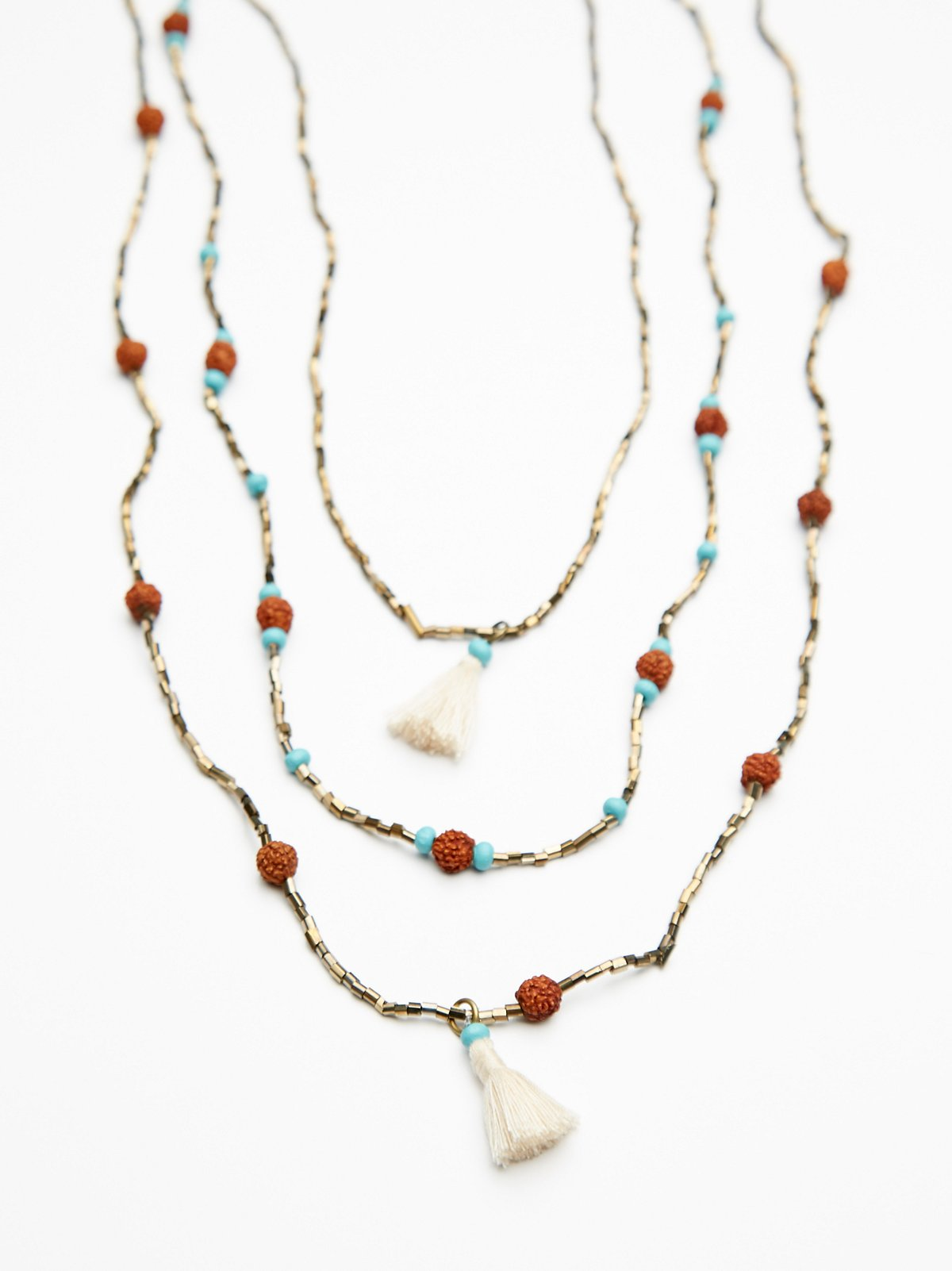 Bodhi Beaded Necklace