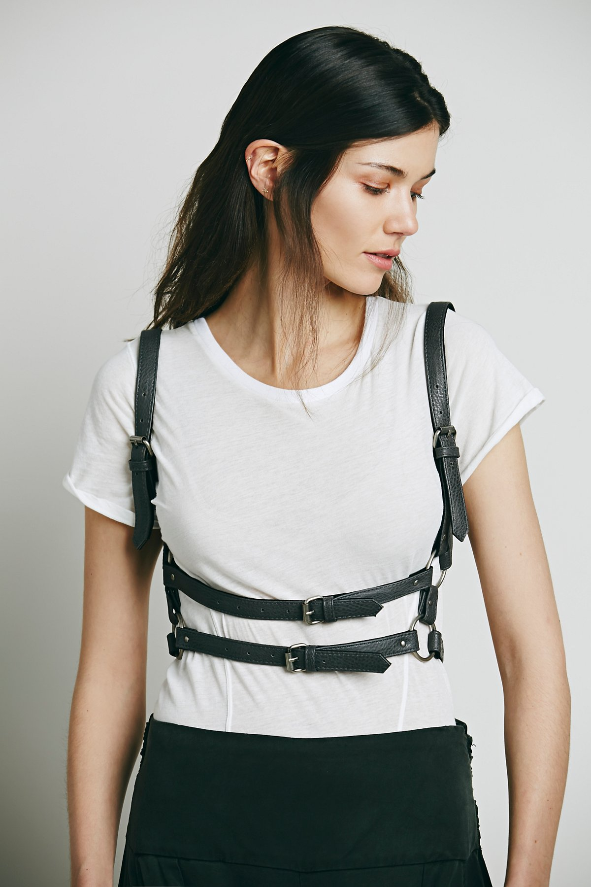 Essex Cropped Harness