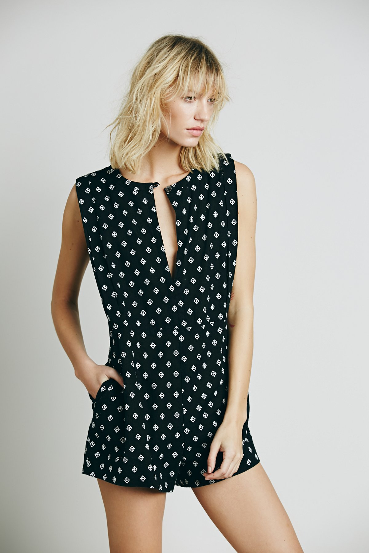 The Reformer Playsuit