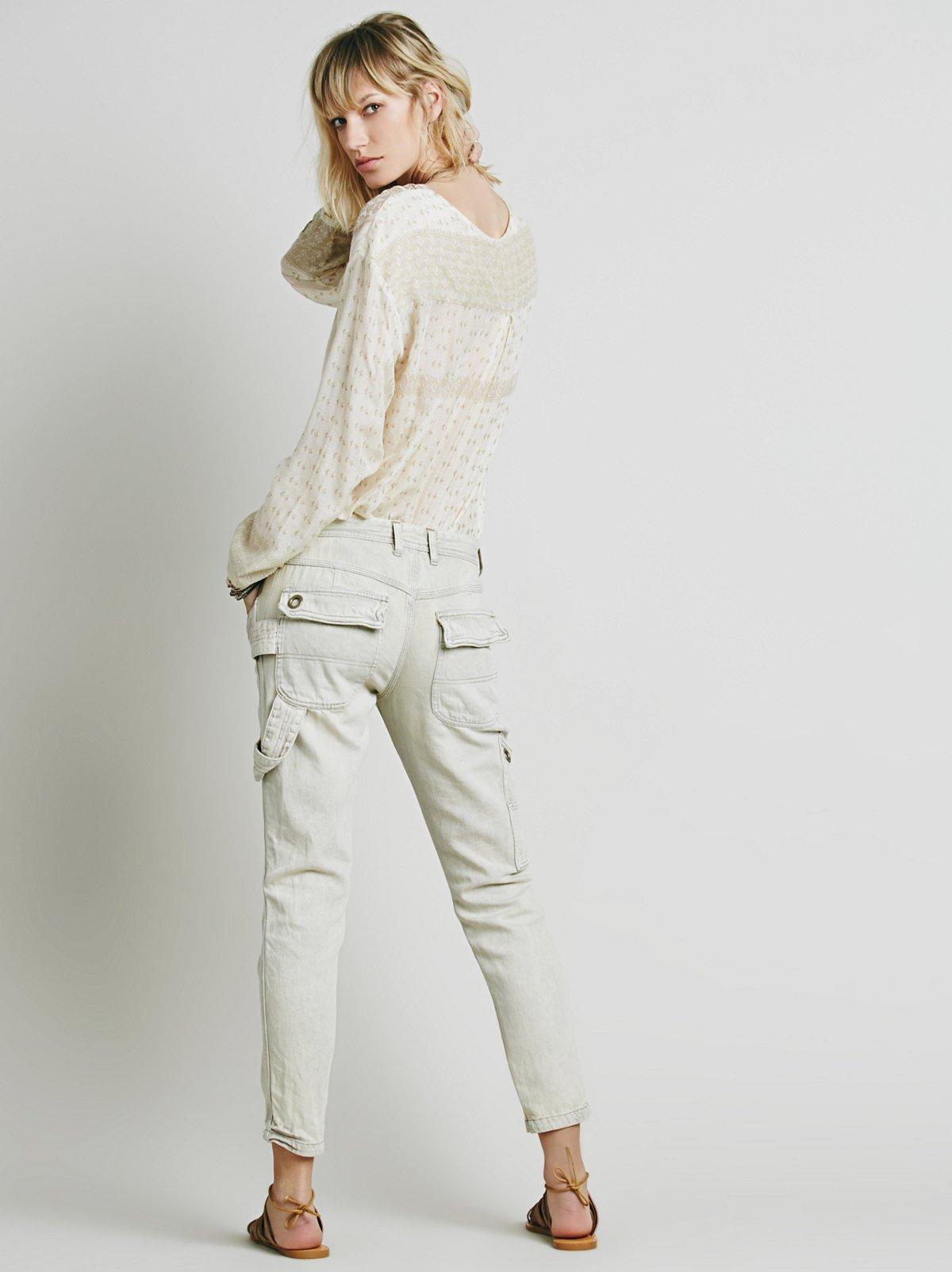 Lachlan Utility牛仔裤