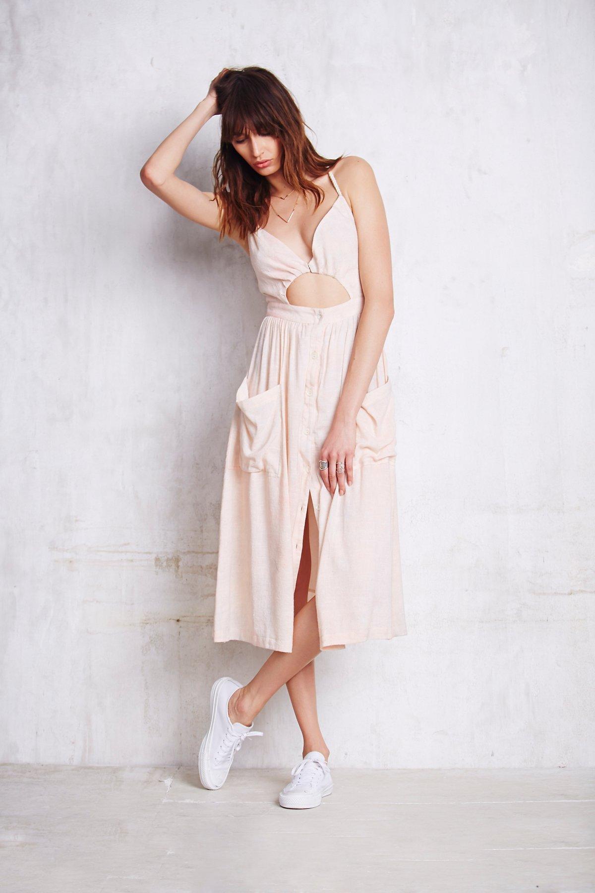 Shore Thing Midi Dress