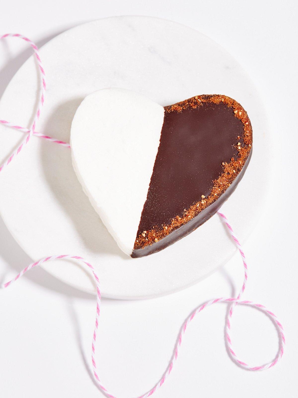 Vegan Heart Marshmallow